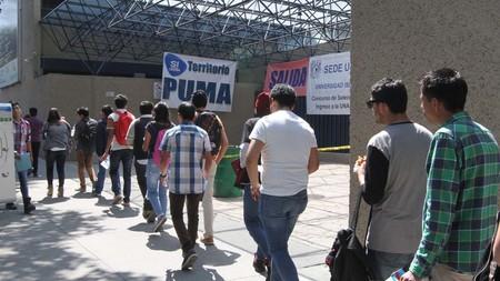 Cómo consultar los resultados del examen de admisión de la UNAM