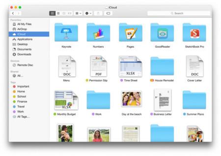 iCloud Drive permitirá acceso incluso a las aplicaciones que no estén en la Mac App Store