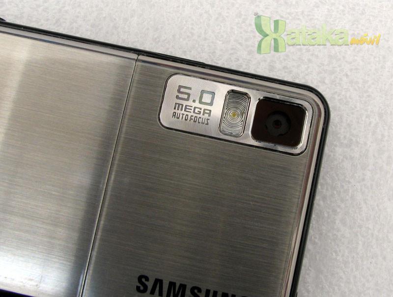 Foto de Samsung F480, análisis (1/9)