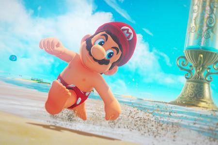 Super Mario Odyssey: la superestrella de Nintendo nos lleva de tour por el Reino Ribereño