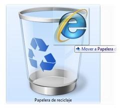 Adiós Internet Explorer!