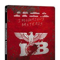 Steelbook Malditos Bastardos, en formato Blu-ray, por 12,99 euros en Amazon