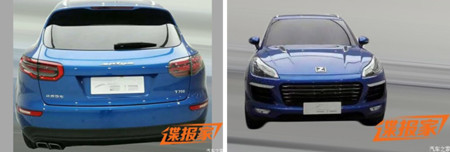 Porsche Macan Copia China27