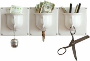 HookMaker, azulejos para almacenar objetos