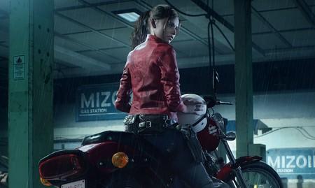 Aquí tienes 15 minutazos de gameplay de Resident Evil 2 protagonizados por Claire