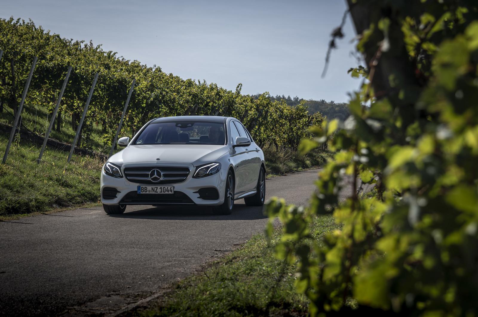 Foto de Mercedes-Benz E 300 de (presentación) (33/47)