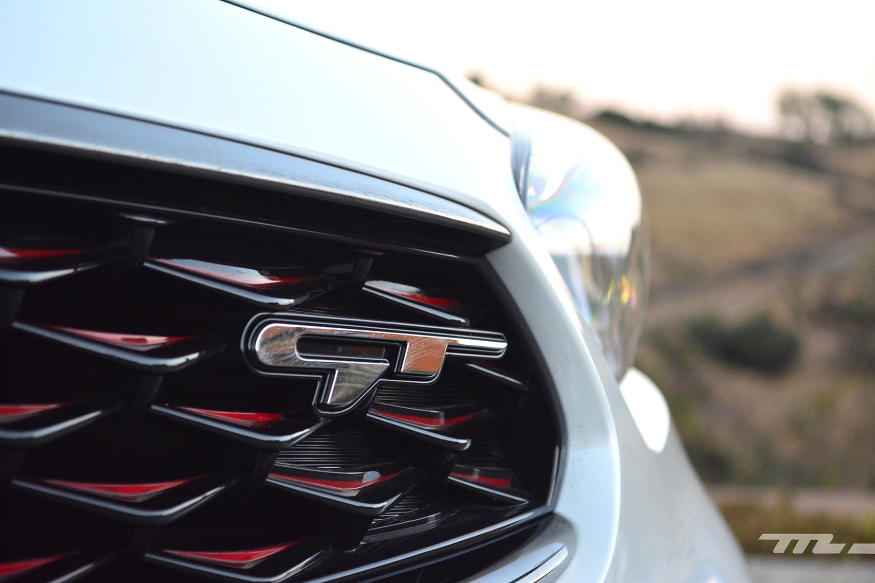 Foto de KIA Forte GT Hatchback (prueba) (21/23)