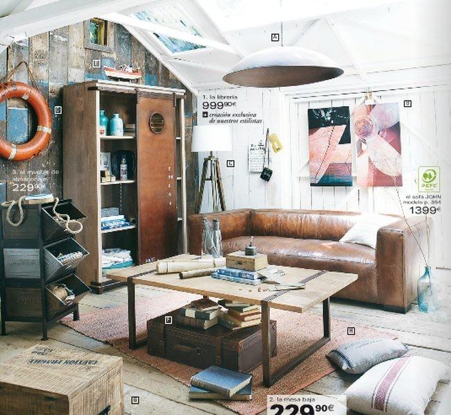 ya est aqu el cat logo 2014 de maisons du monde. Black Bedroom Furniture Sets. Home Design Ideas