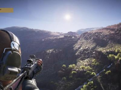 El primer gameplay de Ghost Recon Wildlands nos muestra como cazar narcotraficantes
