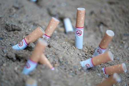 A la hora de dejar de fumar ¿son efectivos los chicles y parches de nicotina?