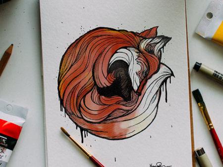 F de Fox