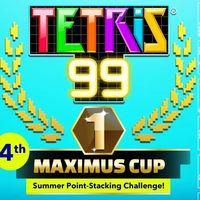 El cuarto torneo online de Tetris 99 buscará a los 999 mejores jugadores del mundo para entregarles 999 monedas de oro de Nintendo