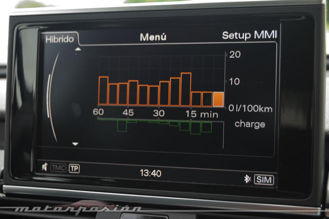 Foto de Audi A6 hybrid (prueba) (61/120)