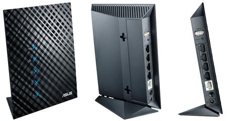 Asus RT-N14U, un router para acceder con elegancia a la nube