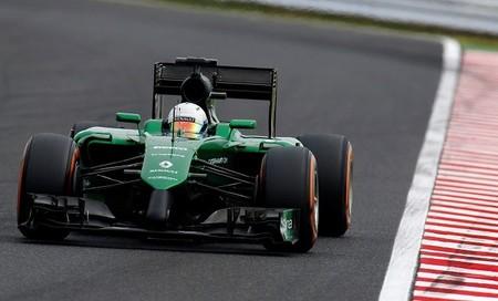 Kamui Kobayashi también disputará el Gran Premio de Rusia con Caterham