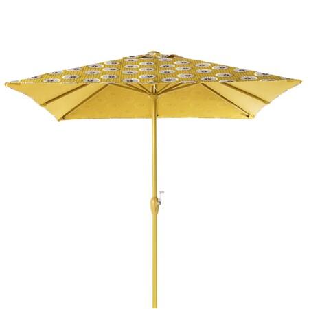 Sombrilla De Aluminio Y Tela Con Motivos Decorativos Amarillos Y Negros 1000 2 2 198647 1