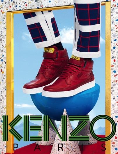 Kenzo accesorios