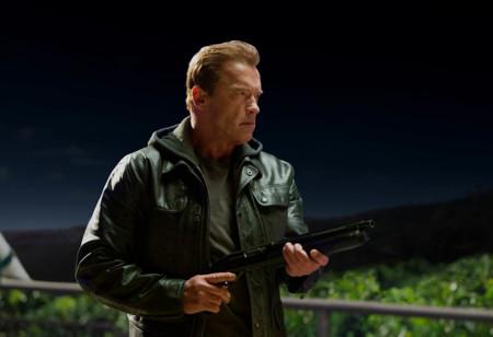 Arnold Schwarzenegger en