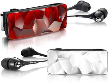 Philips GoGear Luxe, con bluetooth