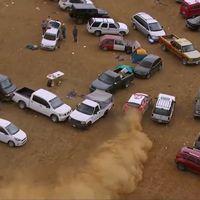 Qué no hay que hacer cuando estás a punto de ganar una prueba del mundial de rallyes