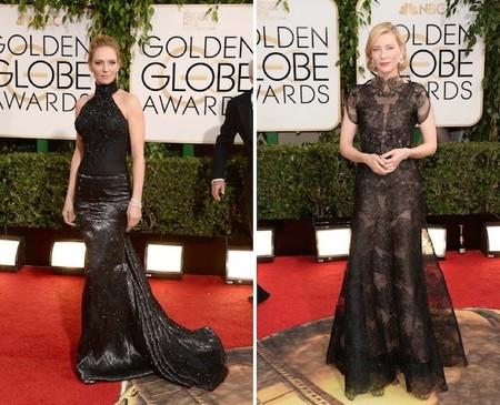 Anoche Chopard estuvo presente en la alfombra roja de los Globos de Oro 2014
