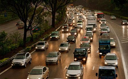 Según un estudio los smartphones producen más accidentes de tráfico que el alcohol