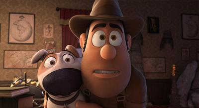 'Arrugas' y 'Tadeo Jones' seleccionadas en el festival de animación de Annecy