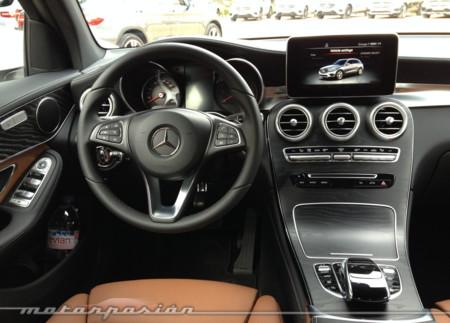 Mercedes Benz Glc Interior