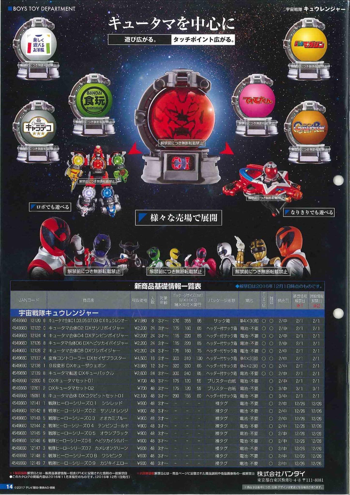 Foto de Uchuu Sentai Kyuuranger (7/8)