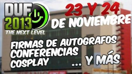 DUF 2013: Convención gamer para gamers.