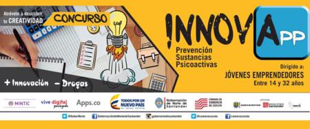 Innovapp es la convocatoria del gobierno para prevenir el consumo de drogas por medio de la tecnología