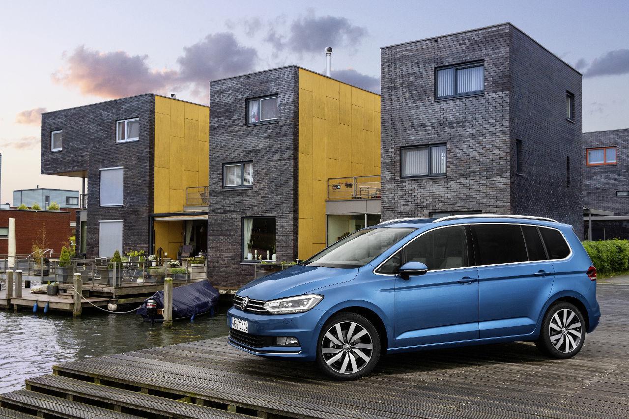 Foto de Volkswagen Touran 2015 (3/20)