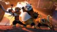 'Kung Fu Panda 3', tráiler