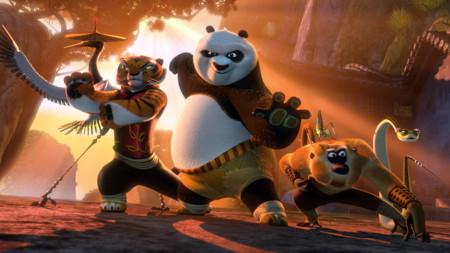 'Kung Fu Panda 3', tráiler y cartel