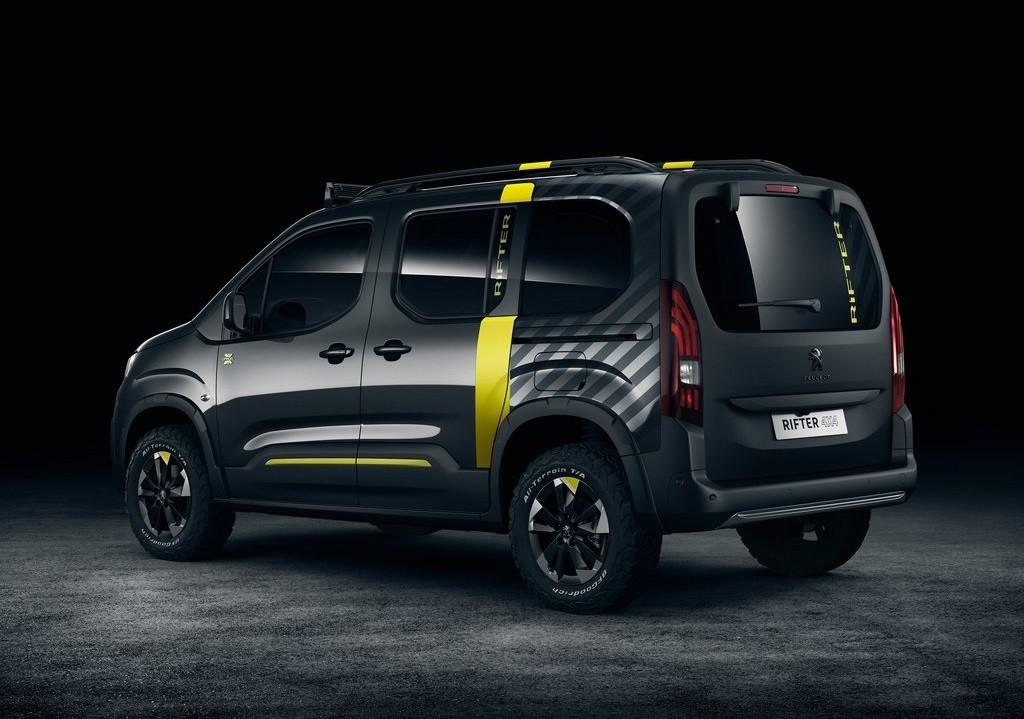 Foto de Peugeot Rifter 4x4 concept (4/13)