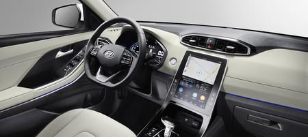 Hyundai Ix25 Interior