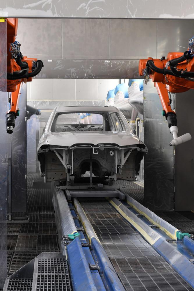 Foto de BMW X7, primeras unidades preserie (28/33)