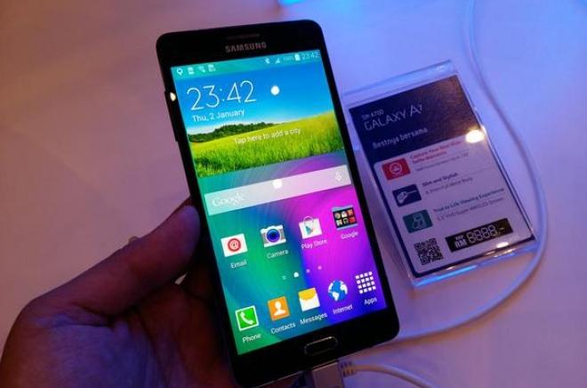 Foto de Samsung Galaxy A7 (8/8)