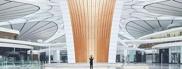 El nuevo aeropuerto de Beijing, creado por Zaha Hadid Architects, es el más instagrameable del mundo