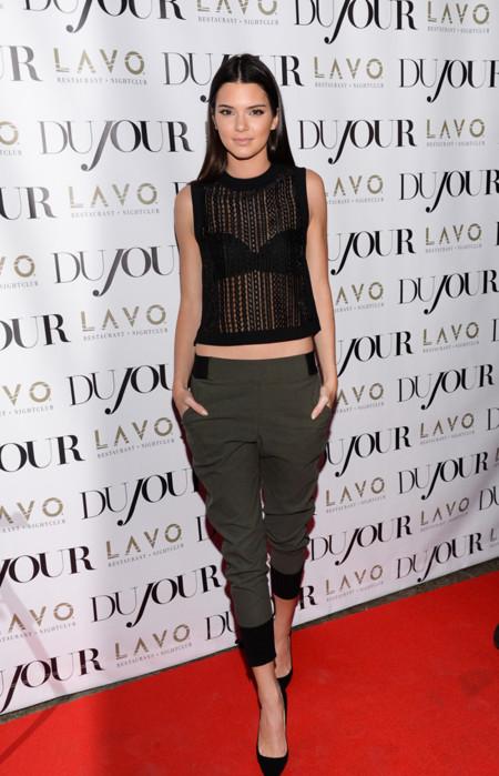 Kendall Jenner Joggers