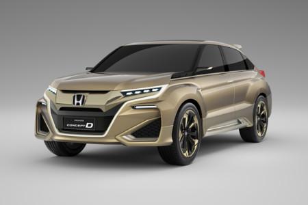 El Honda Concept D de producción se presentará en el Salón de Pekín