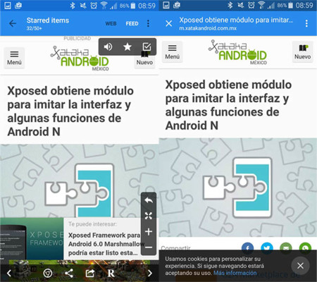 Preview Y Chrome Tabs