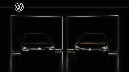 Volkswagen ID.6: el SUV eléctrico de siete plazas se deja ver en su primera imagen y confirma que habrá dos versiones