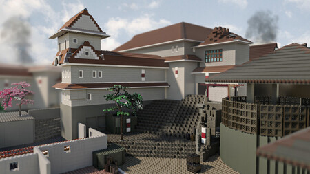 Castle Lego Cod