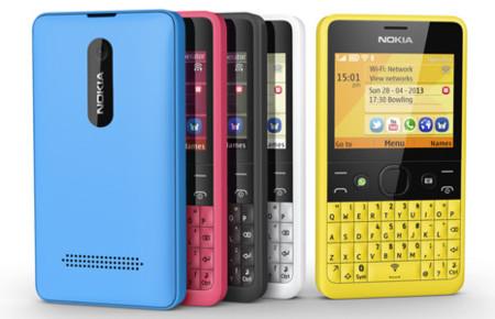 Nokia nos tiene preparada una nueva tanda de Nokia Asha para los próximos días