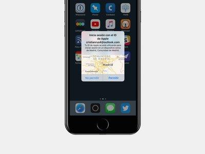 El porqué de que la autenticación en dos factores de Apple muestra siempre una ubicación errónea