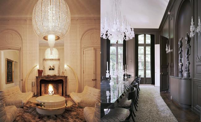 Descubre el estilo ecléctico de la casa de Lenny Kravitz en Paris