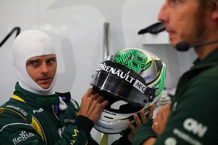 Tony Fernandes nombra a Heikki Kovalainen candidato para 2014
