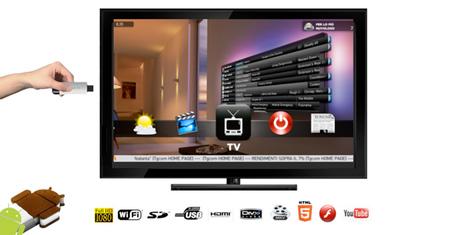 Smartkey TV, otro stick USB con Android 4.0 para ampliar las funciones de tu televisor