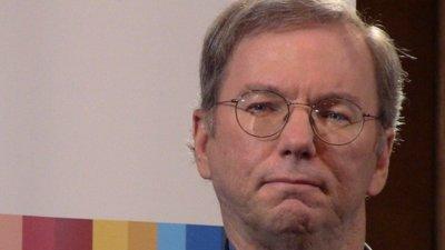 """Eric Schmidt: """"Nuestros competidores nos están respondiendo con demandas"""""""